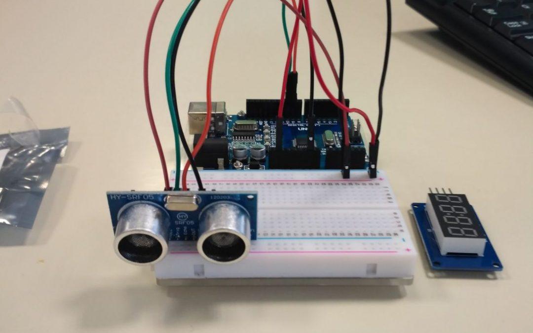 Arduino – 5., 6. in 7. teden