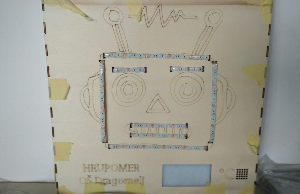 Arduino – 8., 9. in 10. teden